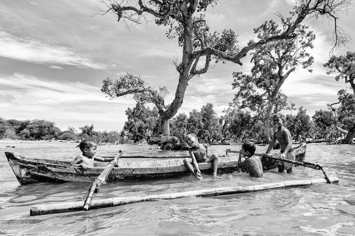 Победители фотоконкурса Black &White International Award Rome  55