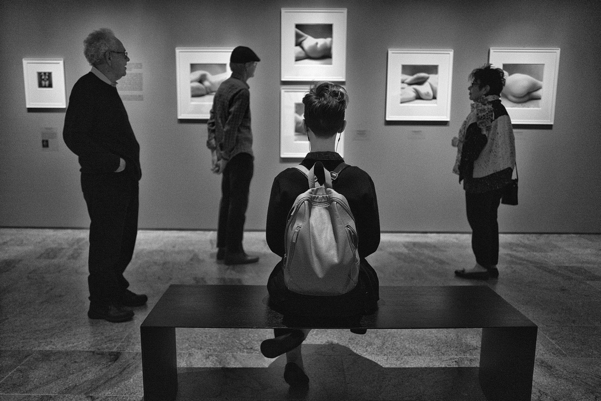 Победители фотоконкурса Black &White International Award Rome  59