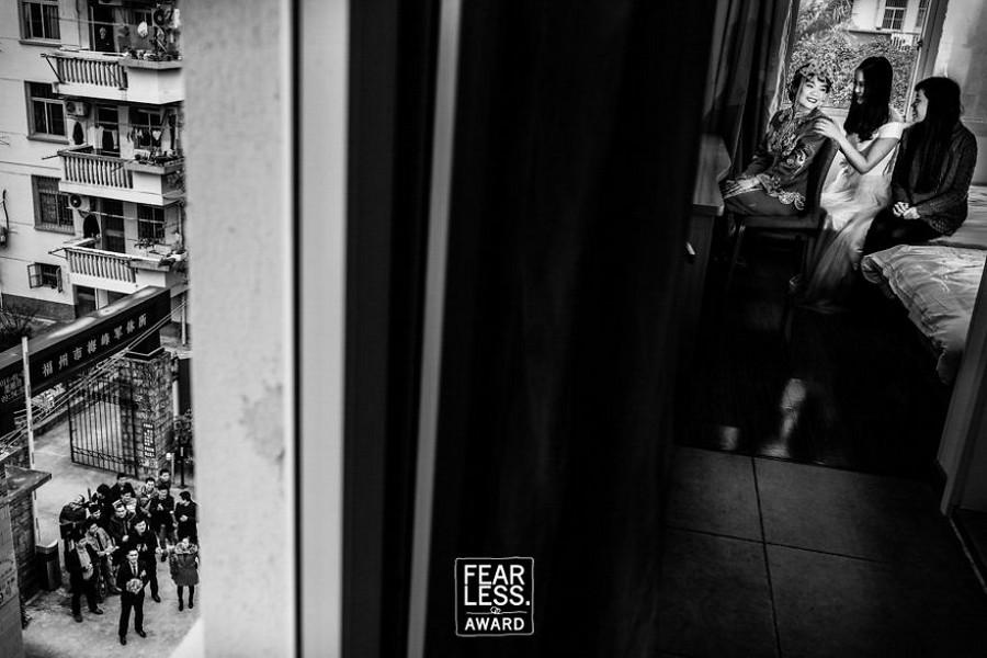 Лучшие свадебные фотографии конкурса Fearless Awards 13