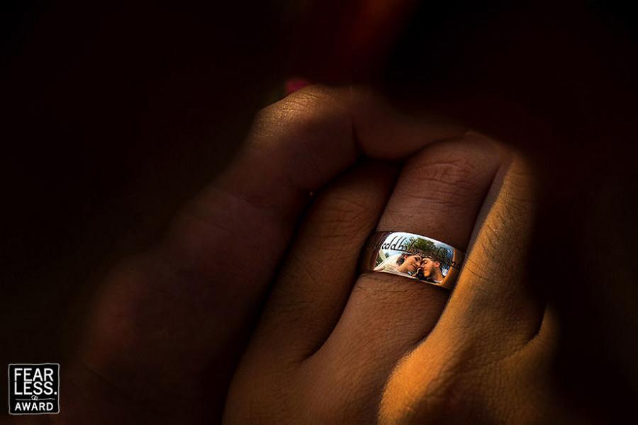 Лучшие свадебные фотографии конкурса Fearless Awards 16