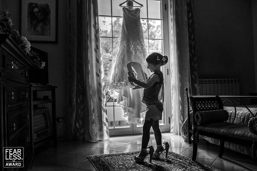 Лучшие свадебные фотографии конкурса Fearless Awards 18