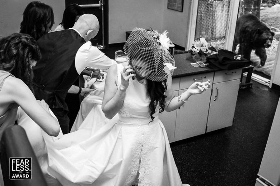 Лучшие свадебные фотографии конкурса Fearless Awards 21