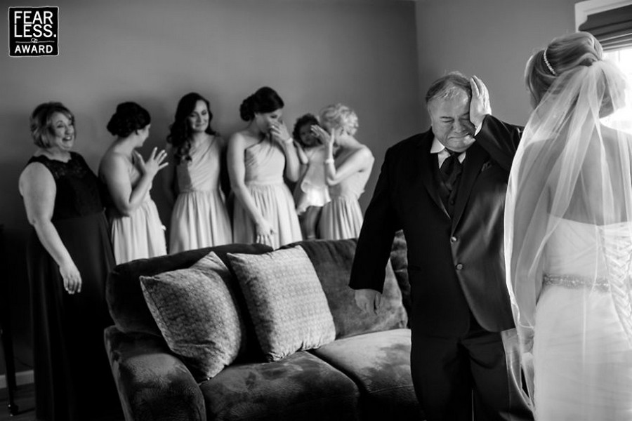 Лучшие свадебные фотографии конкурса Fearless Awards 22