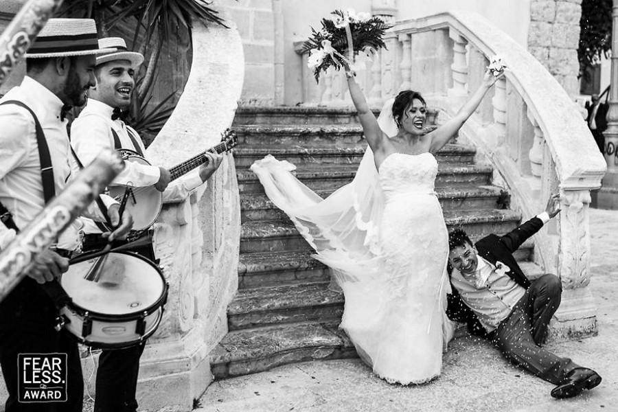 Лучшие свадебные фотографии конкурса Fearless Awards 23