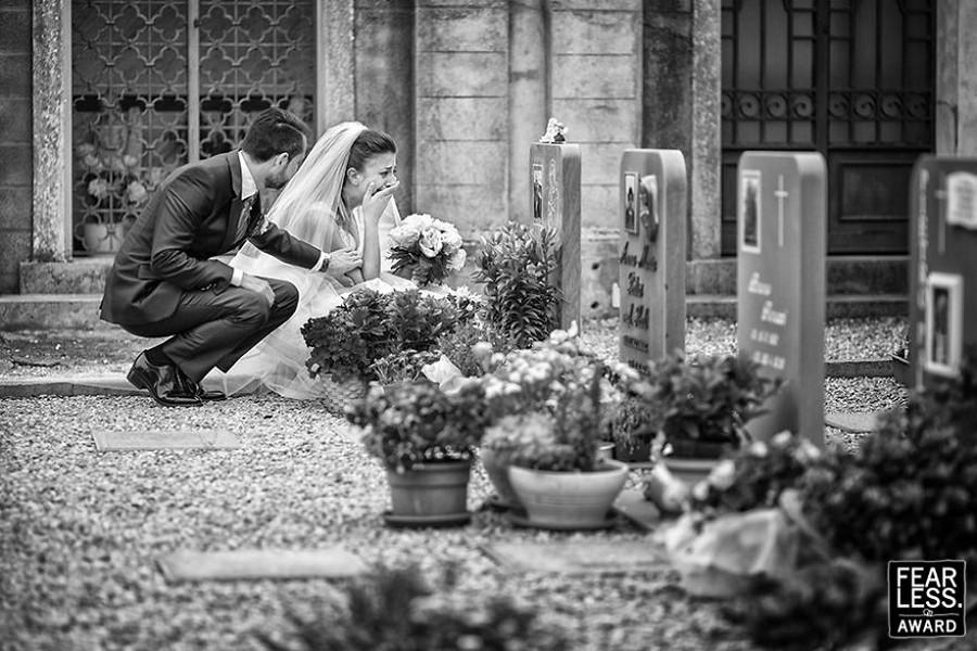Лучшие свадебные фотографии конкурса Fearless Awards 3