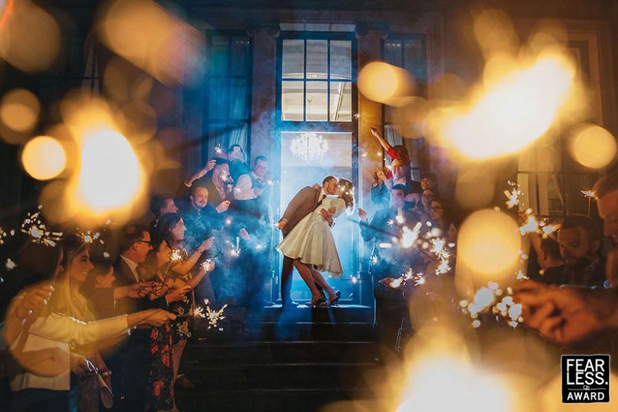 Лучшие свадебные фотографии конкурса Fearless Awards 8