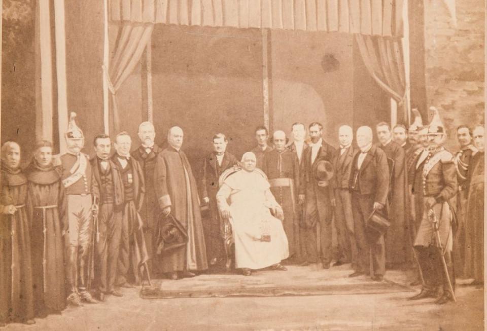 Palatino Pio IX