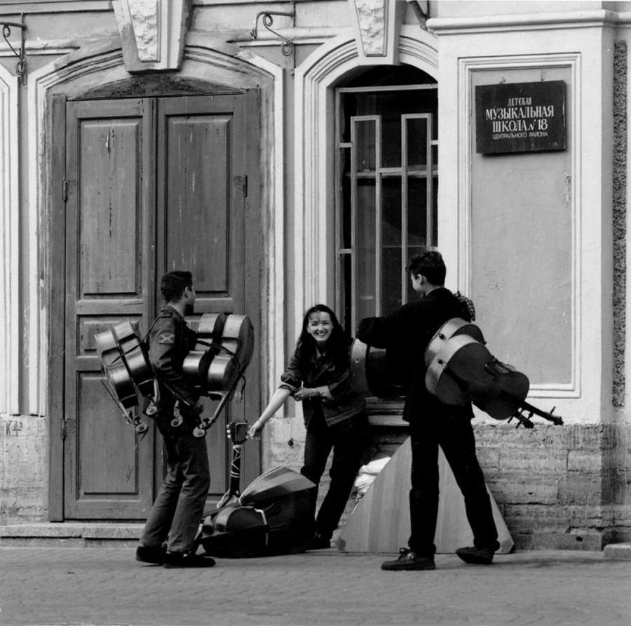 Санкт Петербург фотографии Владимира Антощенкова 127