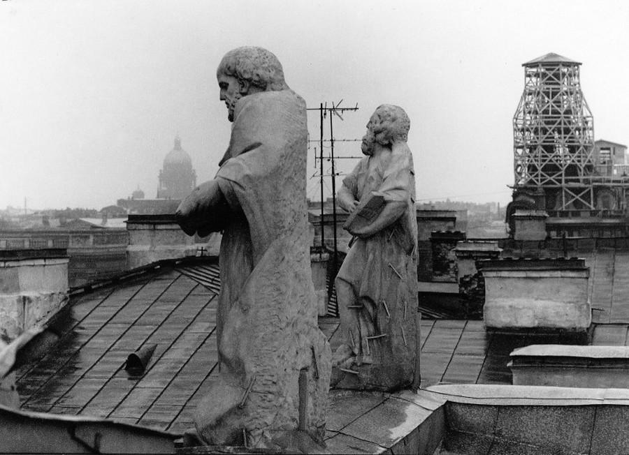 Санкт Петербург фотографии Владимира Антощенкова 152