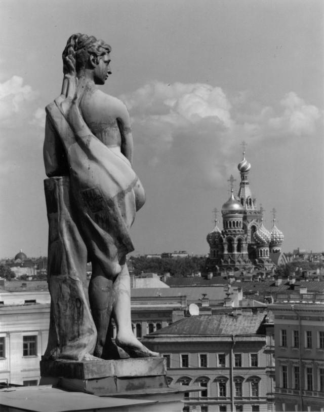 Санкт Петербург фотографии Владимира Антощенкова 40