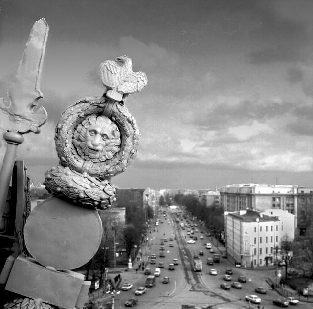 Санкт Петербург фотографии Владимира Антощенкова 50