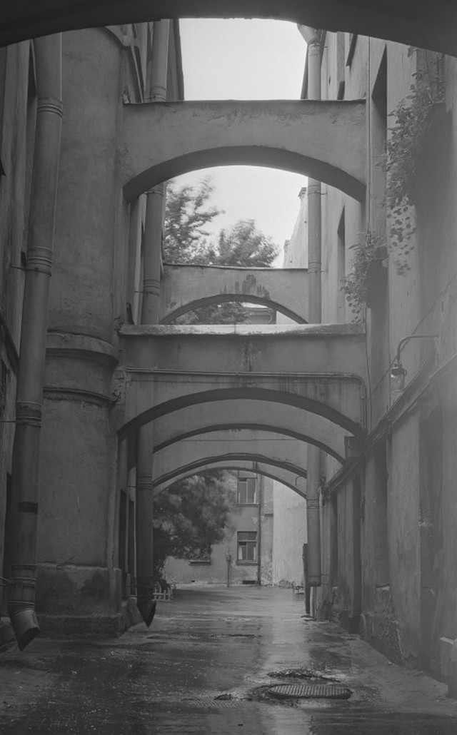 Санкт Петербург фотографии Владимира Антощенкова 96