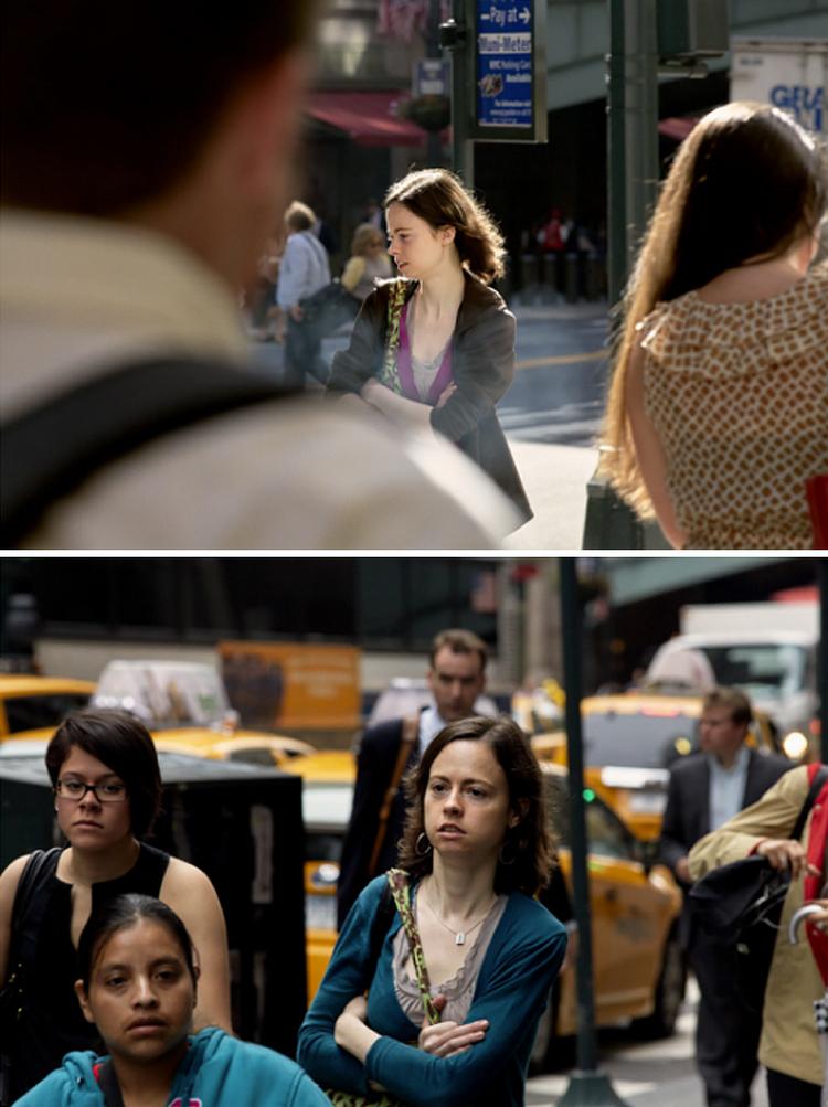Фотограф 9 лет снимал одних и тех же людей, идущих на работу, и показал, как они изменились 21