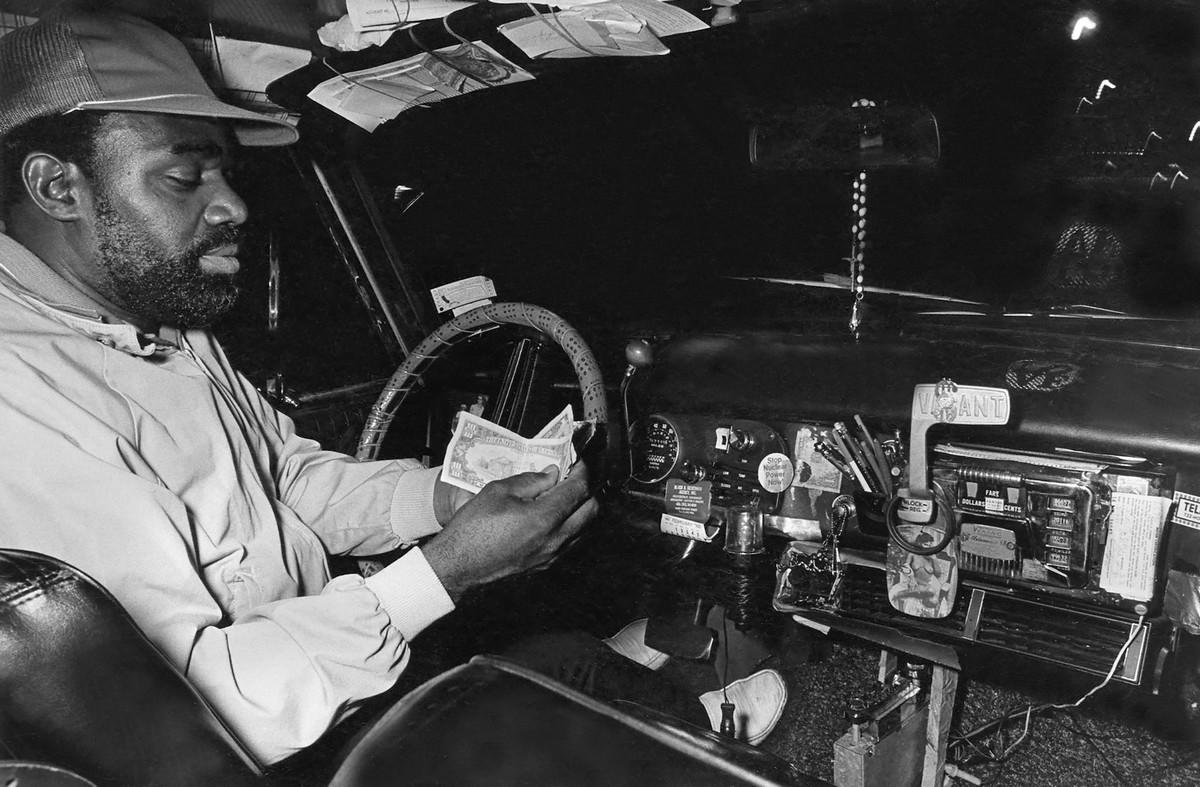 «Моё такси»: Нью-Йоркский таксист и фотограф Райан Вейдеман 11