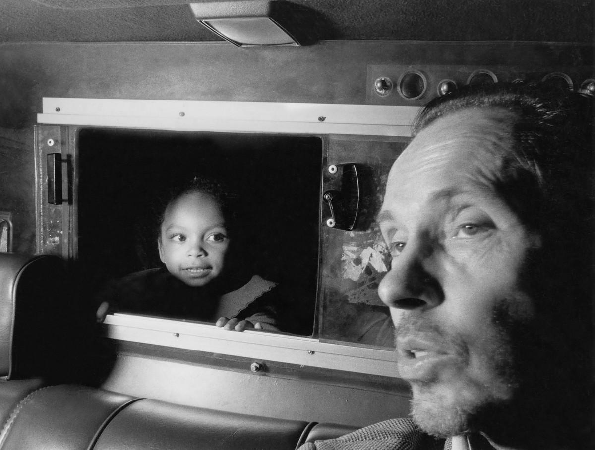 «Моё такси»: Нью-Йоркский таксист и фотограф Райан Вейдеман 12