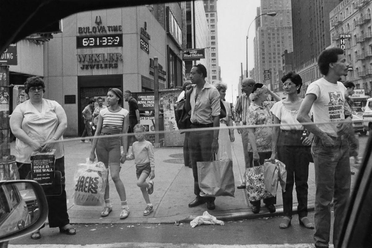 «Моё такси»: Нью-Йоркский таксист и фотограф Райан Вейдеман 4