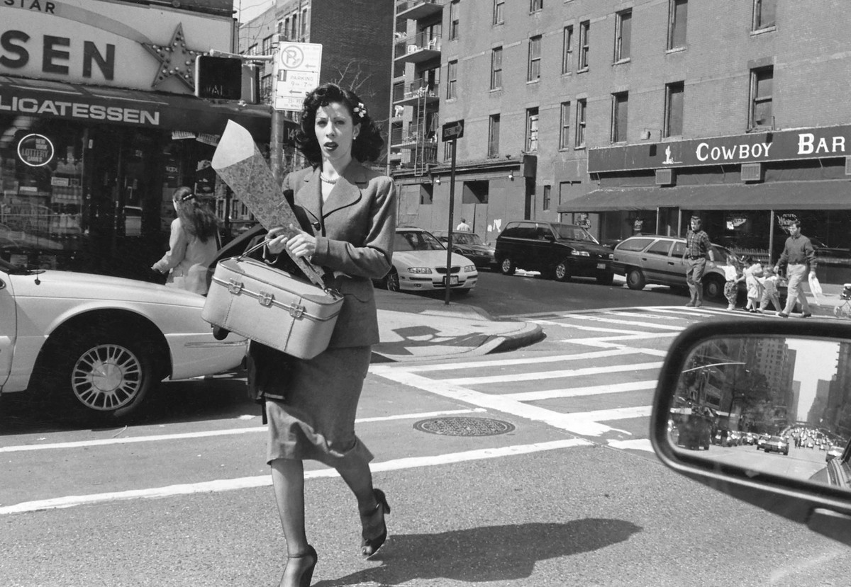 «Моё такси»: Нью-Йоркский таксист и фотограф Райан Вейдеман 6