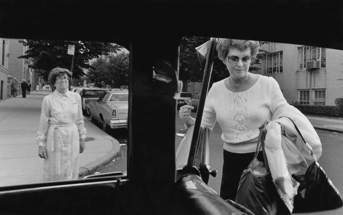 «Моё такси»: Нью-Йоркский таксист и фотограф Райан Вейдеман 7