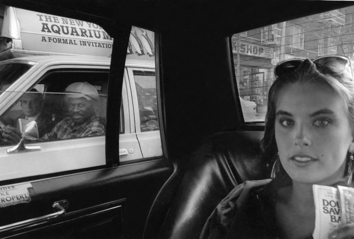 «Моё такси»: Нью-Йоркский таксист и фотограф Райан Вейдеман 8