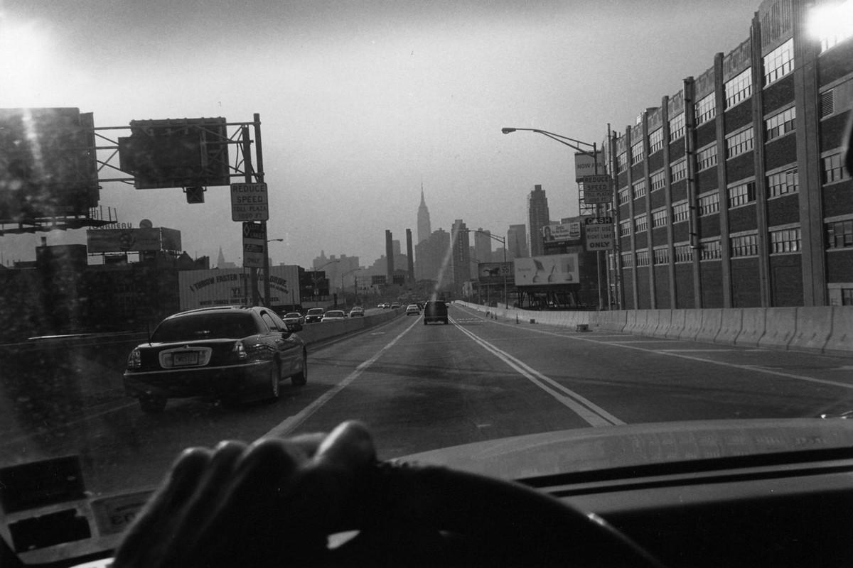 такси Нью-Йорк фотографии 13