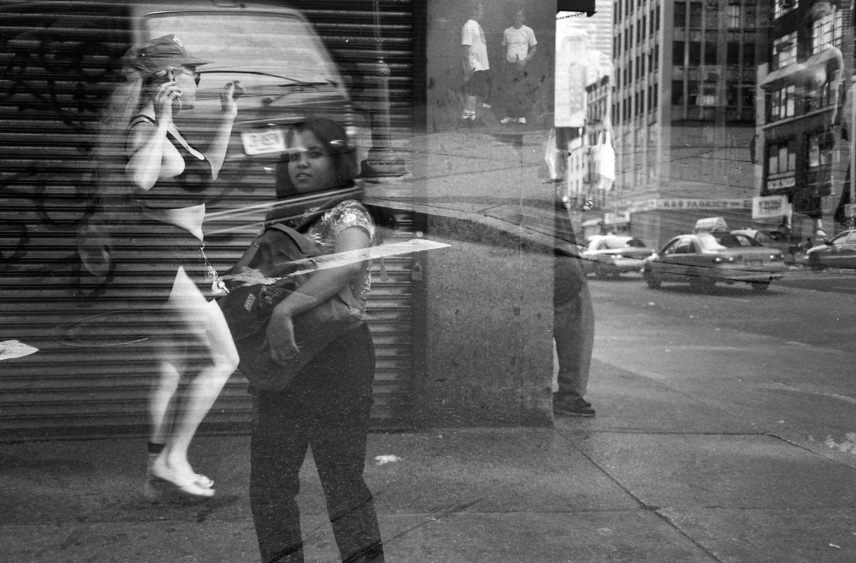 такси Нью-Йорк фотографии 3