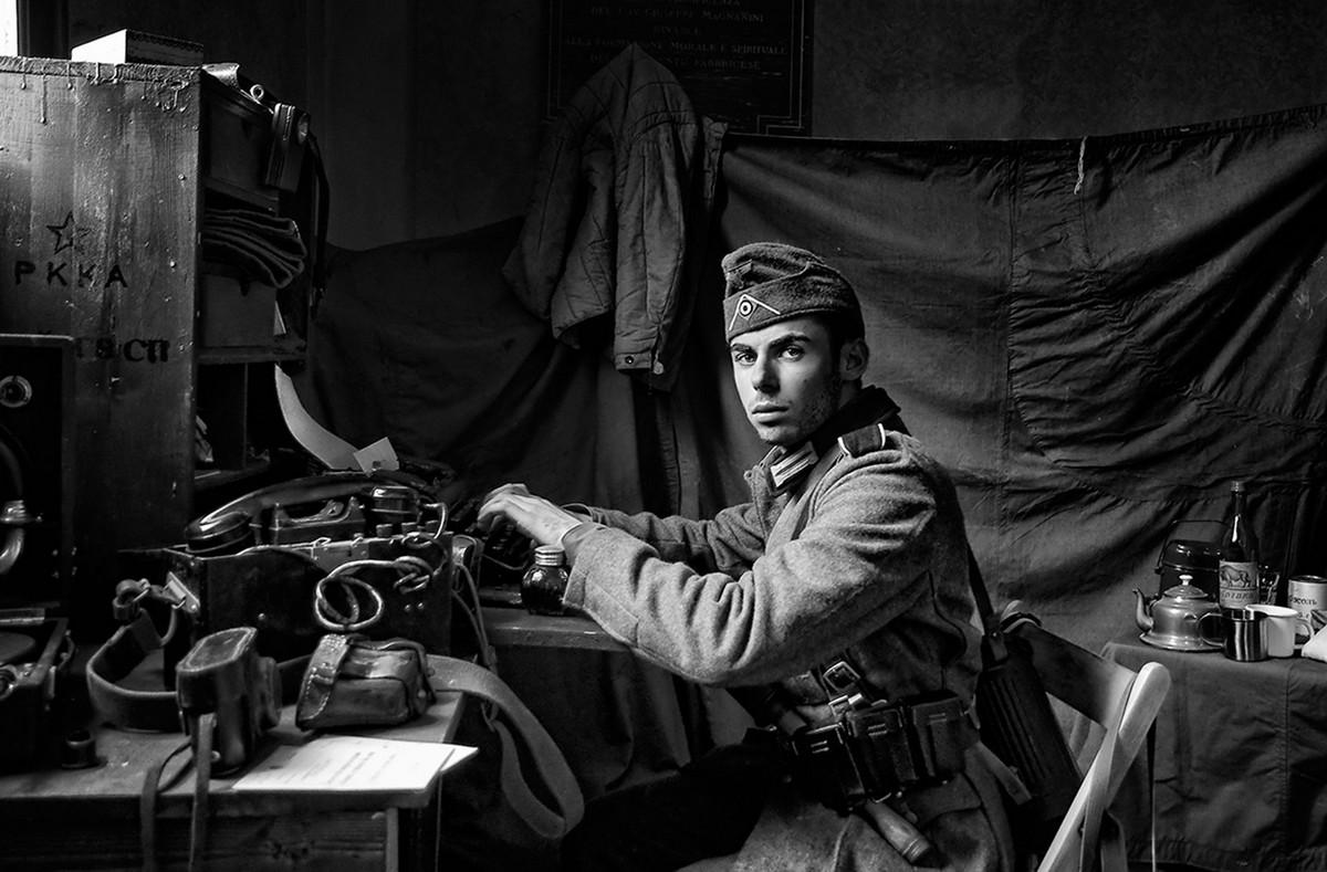 Победители фотоконкурса Siena International Photo Awards 2017 в категории «Обворожительные лица» 4
