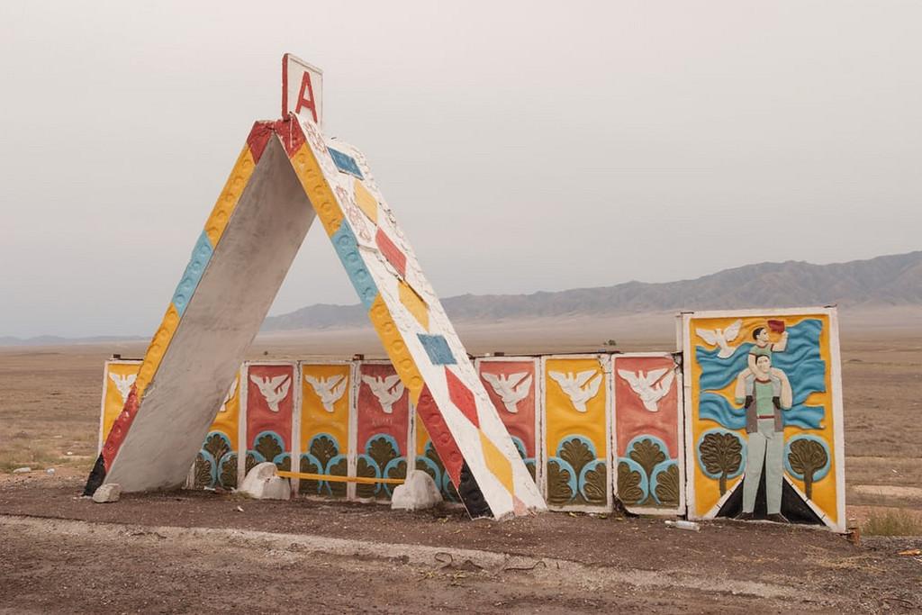 Советские автобусные остановки в фотографиях Кристофера Хервига 20