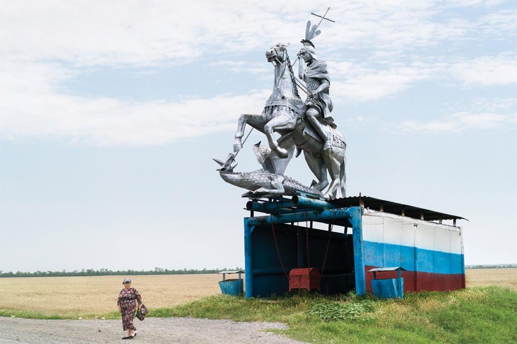 Советские автобусные остановки в фотографиях Кристофера Хервига 6