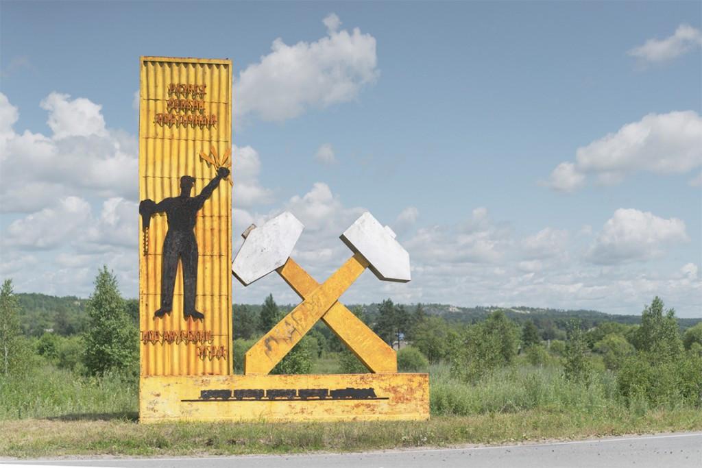 Советские автобусные остановки в фотографиях Кристофера Хервига 8