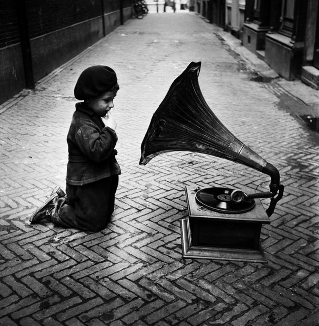 Фотограф Эд ван дер Элскен 80