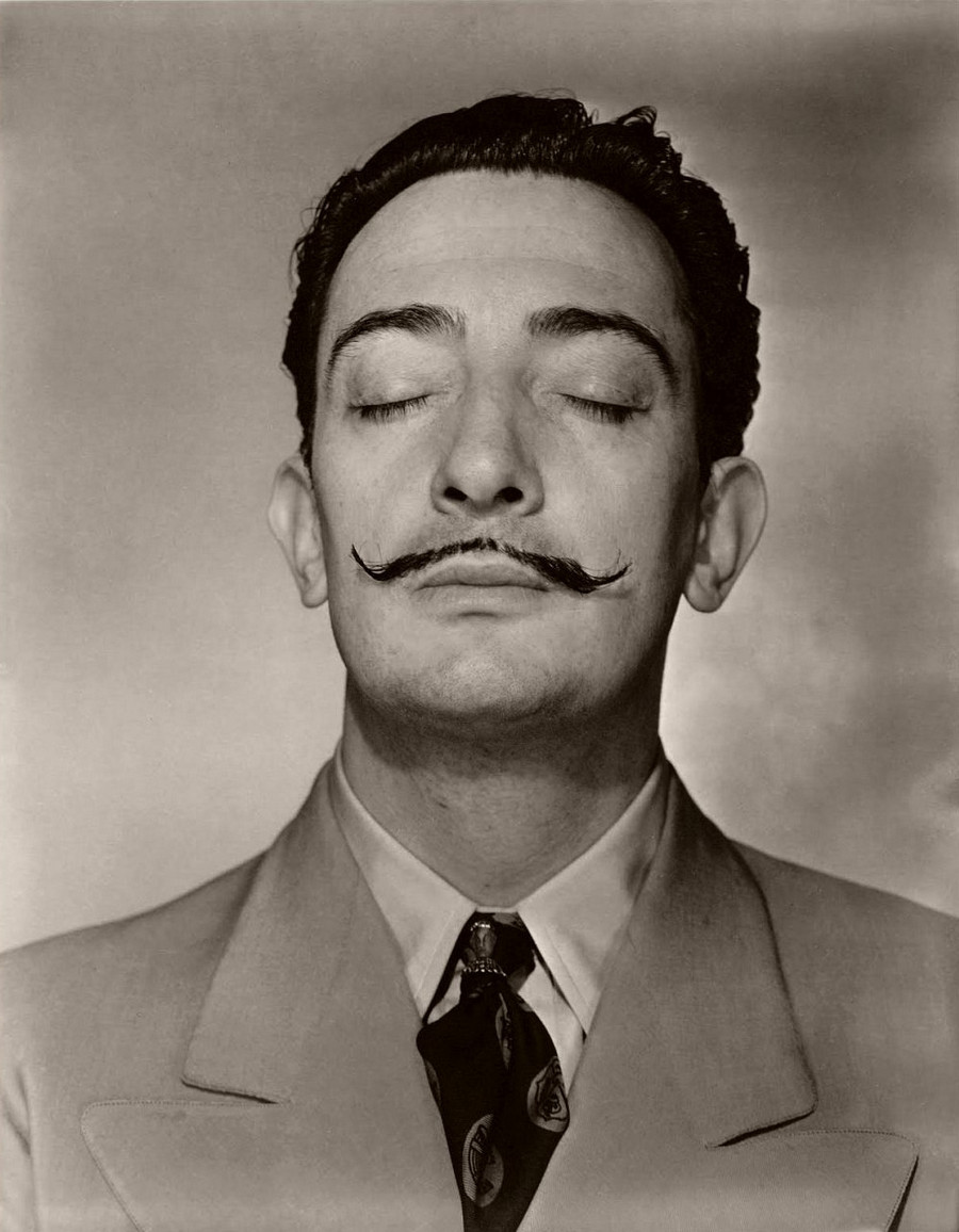 Salvador Dali Photo by Horst P. Horst 1943