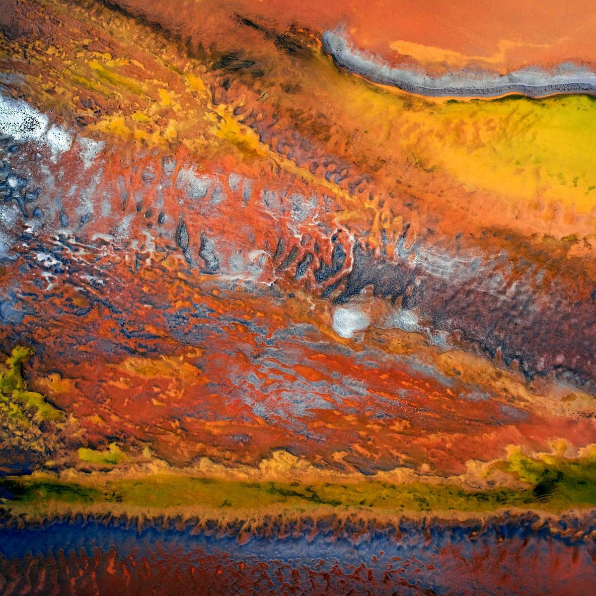 Озеро Эйр в аэрофотографиях  15