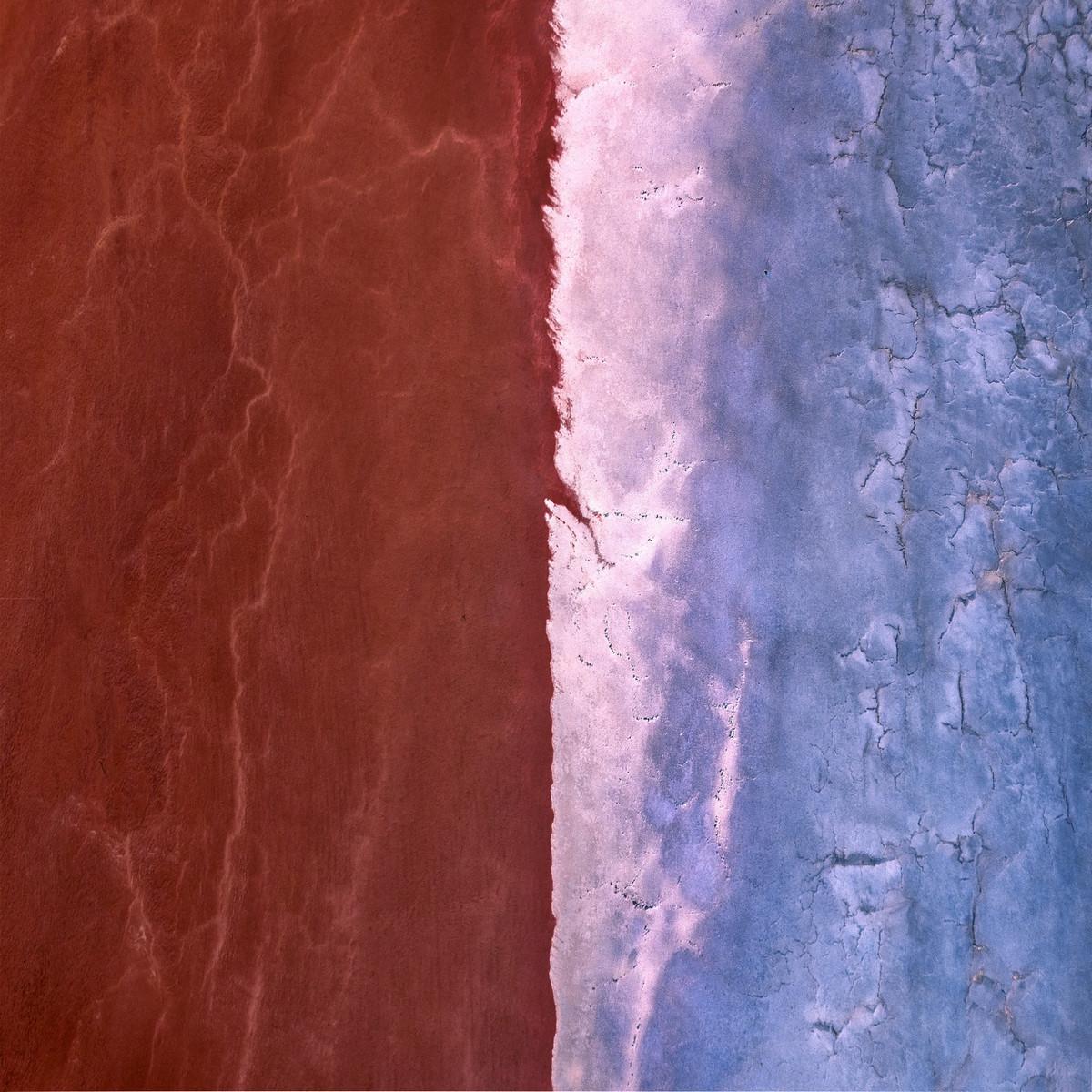 Озеро Эйр в аэрофотографиях 17