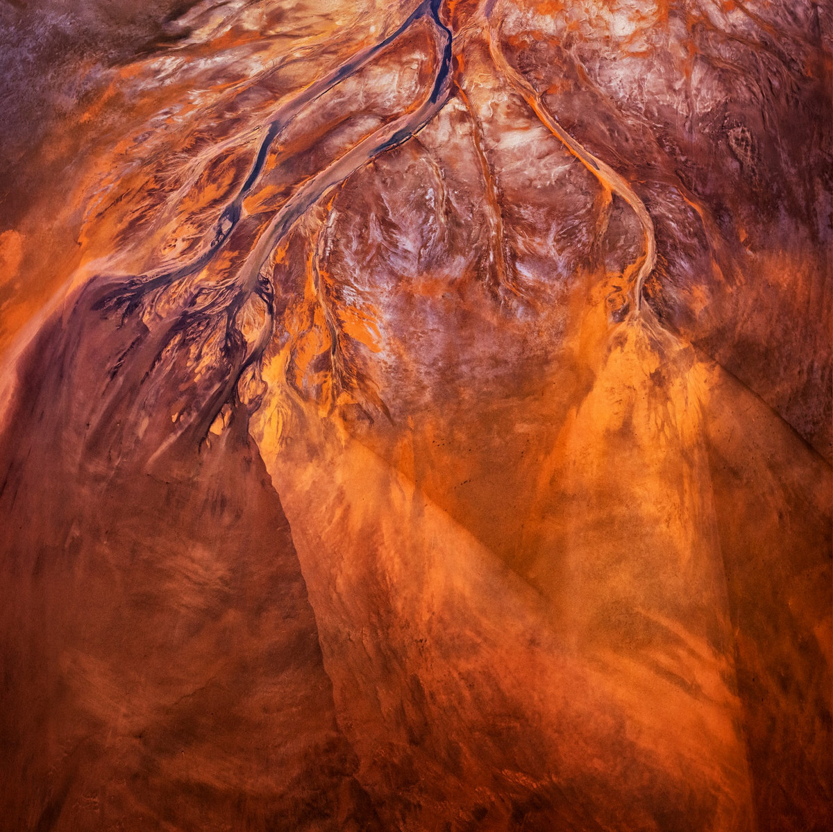 Озеро Эйр в аэрофотографиях  18