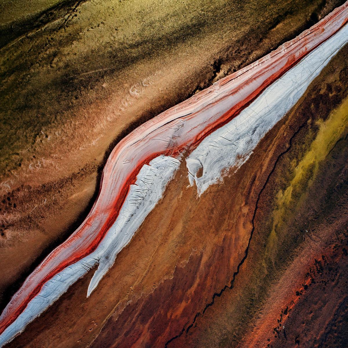 Озеро Эйр в аэрофотографиях  8