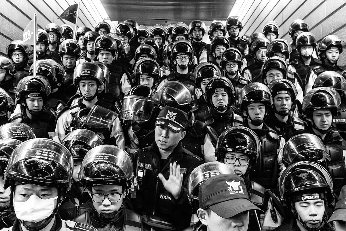 Победители фотоконкурса Black+White Photographer of the Year 2018 10