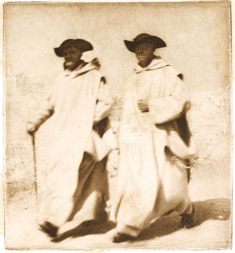 Шотландский фотограф-пикториалист Джеймс Крейг Аннан 19