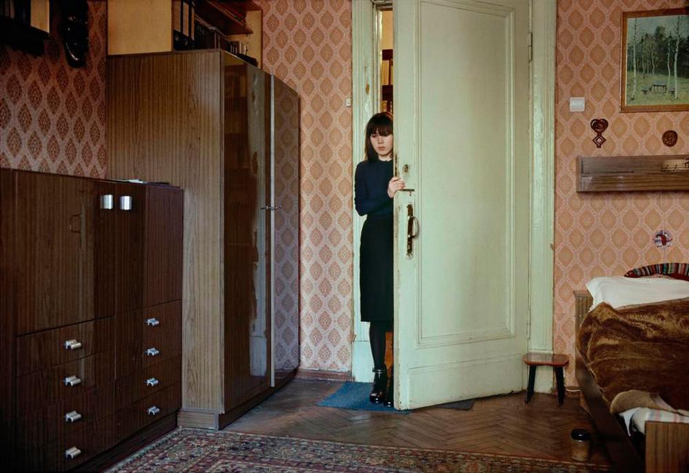 Отчаянные девяностые в объективе французского фотографа Лиз Сарфати 53