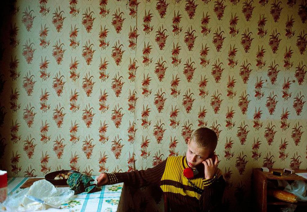 Отчаянные девяностые в объективе французского фотографа Лиз Сарфати 60