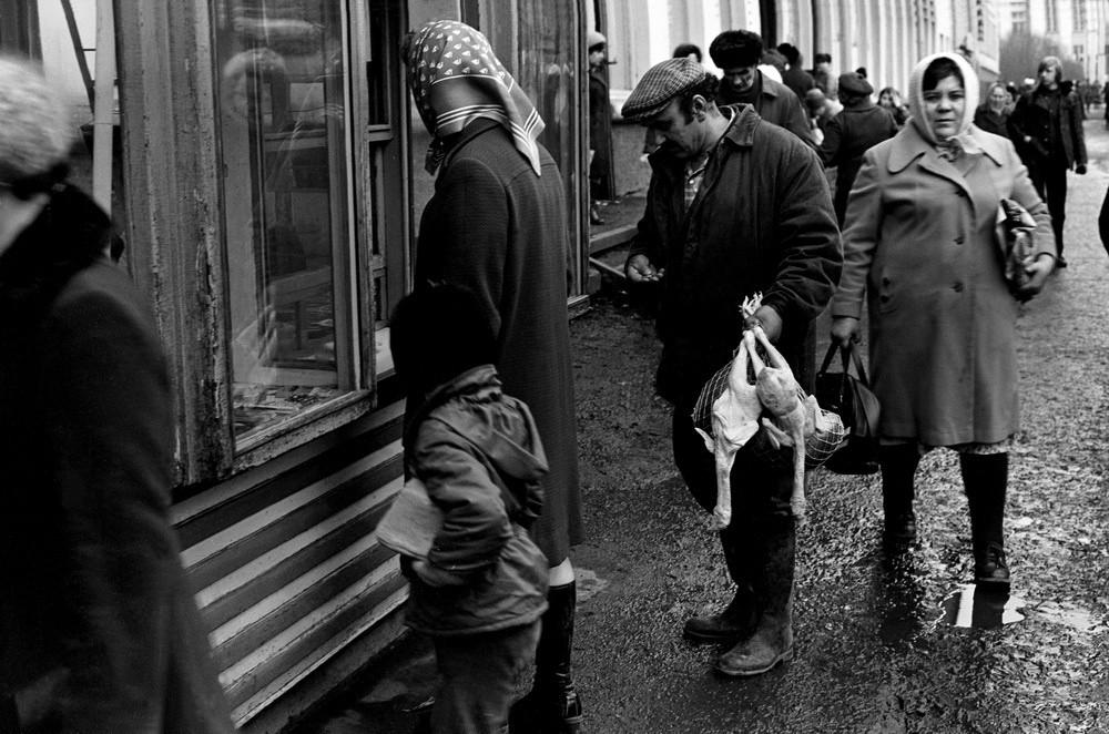 Социалистическая реальность в документальных фотографиях Владимира Воробьева 12