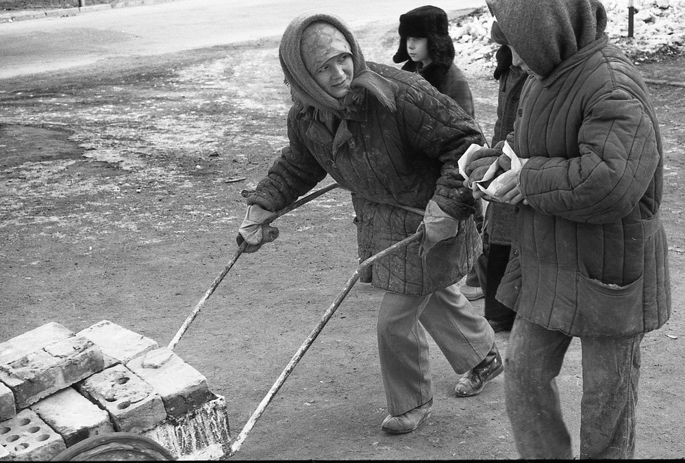 Социалистическая реальность в документальных фотографиях Владимира Воробьева 18
