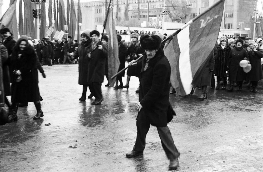 Социалистическая реальность в документальных фотографиях Владимира Воробьева 20