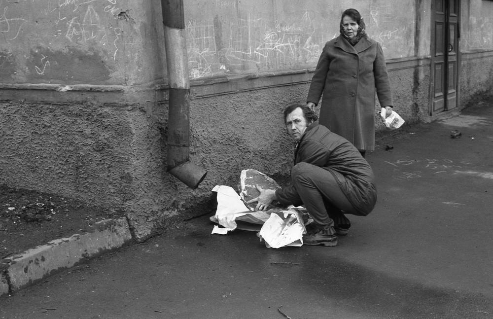 Социалистическая реальность в документальных фотографиях Владимира Воробьева 23