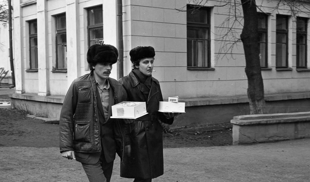 Социалистическая реальность в документальных фотографиях Владимира Воробьева 25