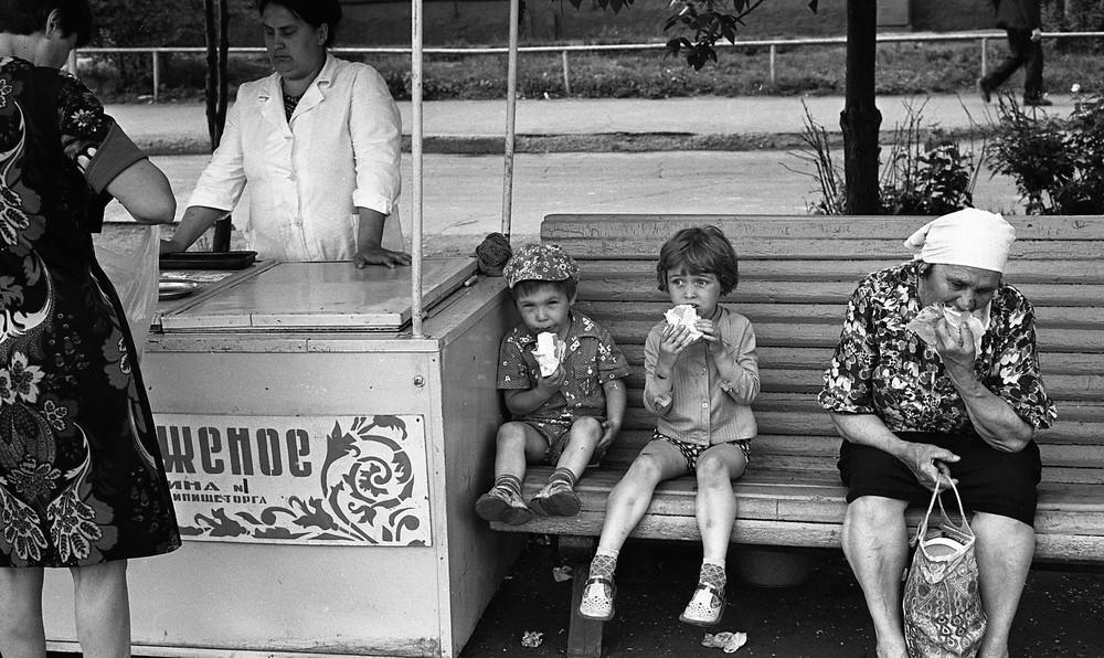 Социалистическая реальность в документальных фотографиях Владимира Воробьева 27