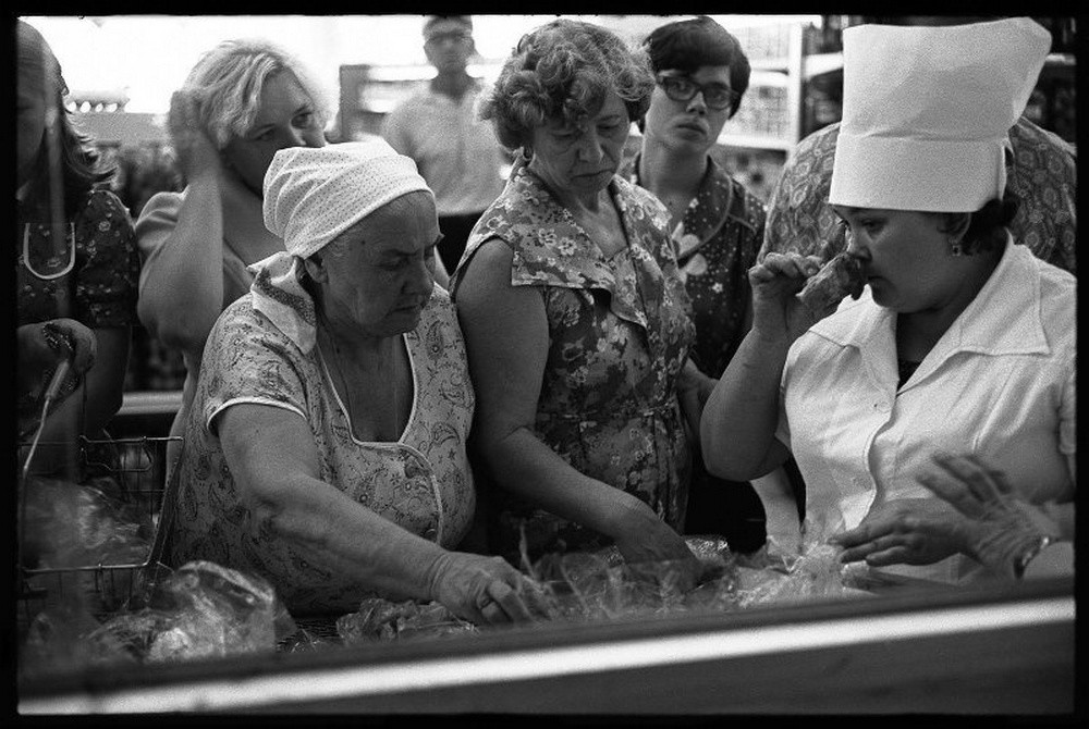 Социалистическая реальность в документальных фотографиях Владимира Воробьева 29