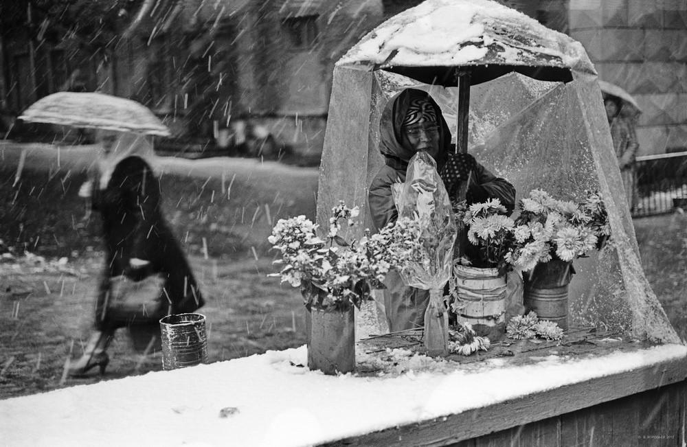 Социалистическая реальность в документальных фотографиях Владимира Воробьева 3