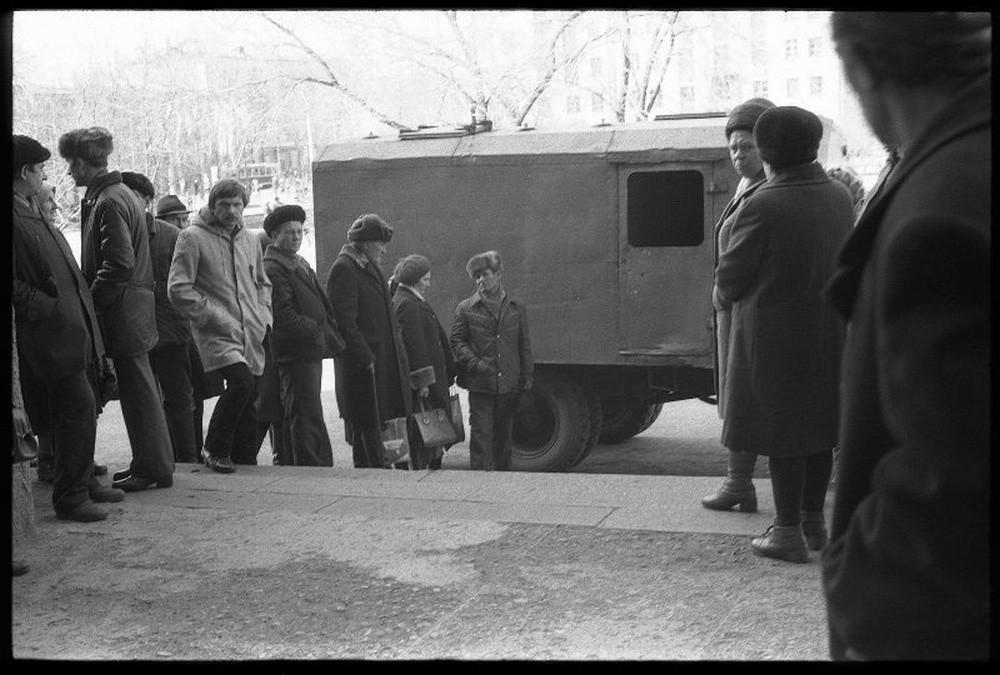 Социалистическая реальность в документальных фотографиях Владимира Воробьева 31