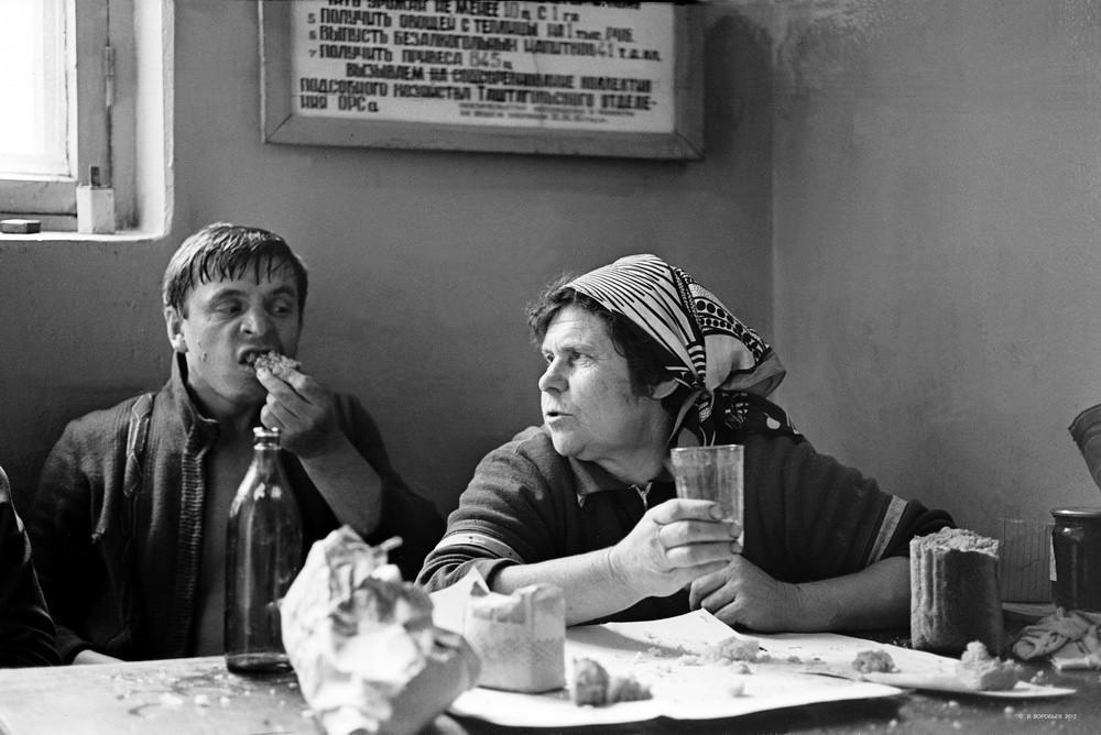 Социалистическая реальность в документальных фотографиях Владимира Воробьева 34