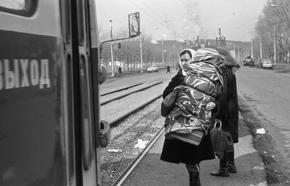 Социалистическая реальность в документальных фотографиях Владимира Воробьева 37